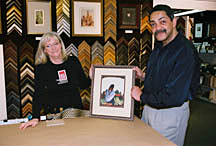 Do it yourself framing at the framers workshop berkeley ca do it yourself framing solutioingenieria Choice Image