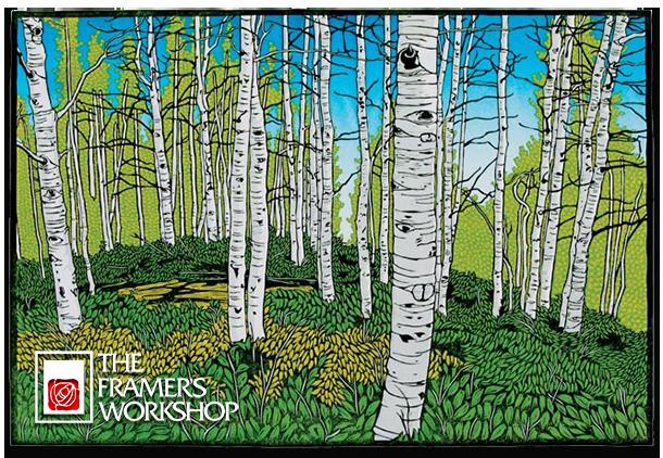 _Evidence of the Whole_ Woodblock Print by Nick Aroblewski