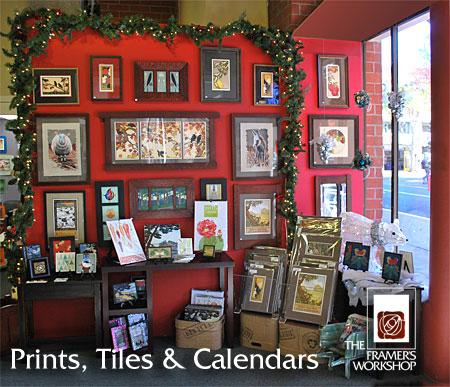 Prints Tiles _ Calendars at The Framer_s Workshop