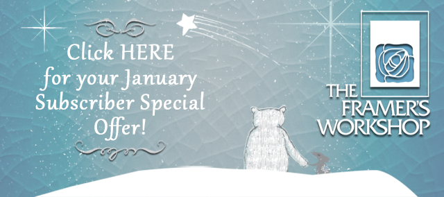 Click HERE for your January Subscriber Special Offer