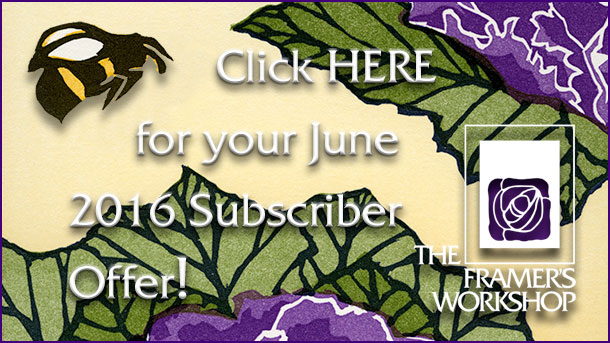 Click HERE for your June 2016 Subscriber Offer_