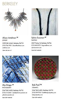 Pro Arts Artist Directory PDF