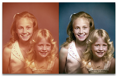 Amazing Color Restoration