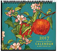 Rigel Stumiller_s 2017 Farmer_s Market Wall Calendar