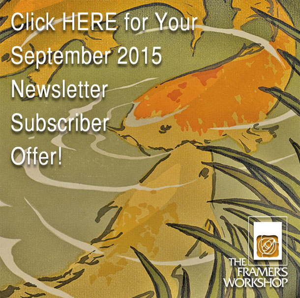 Click HERE for Your September Subscriber Offer