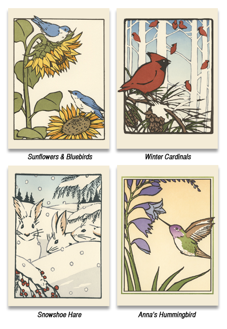 New Yoshiko Yamamoto Greeting Cards