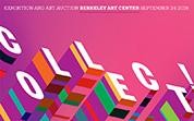 Berkeley Art Center Fundraiser COLLECT 2016