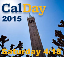 CalDay, Saturday, April 18, 2015