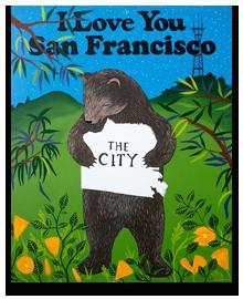 I Love You San Francisco