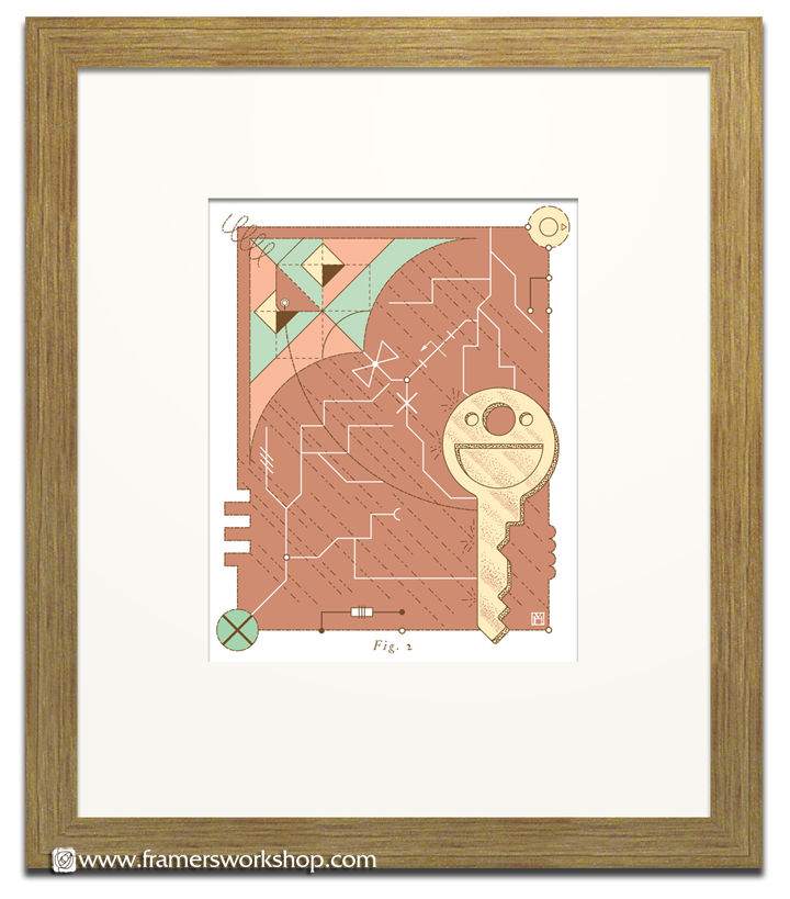 discount special framing example - Discount Framing