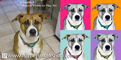 Digital Photo Restoration At The Framer S Workshop