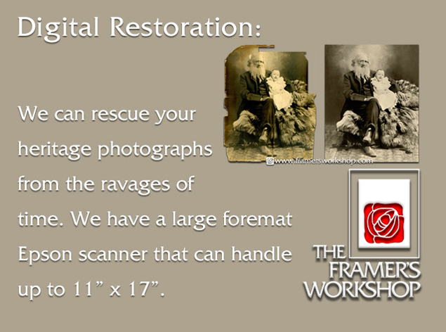 The framers workshop berkeley ca do it yourself custom diy corporate printing restoration solutioingenieria Images