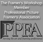 Member Professional Picture Framer's Association