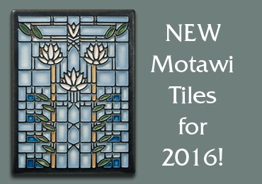 New Motawi Tiles for November/December 2015